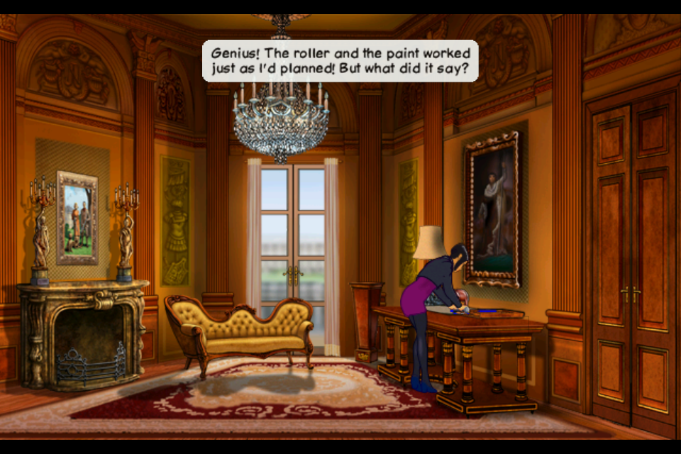 Screenshot Broken Sword: Director's Cut Review